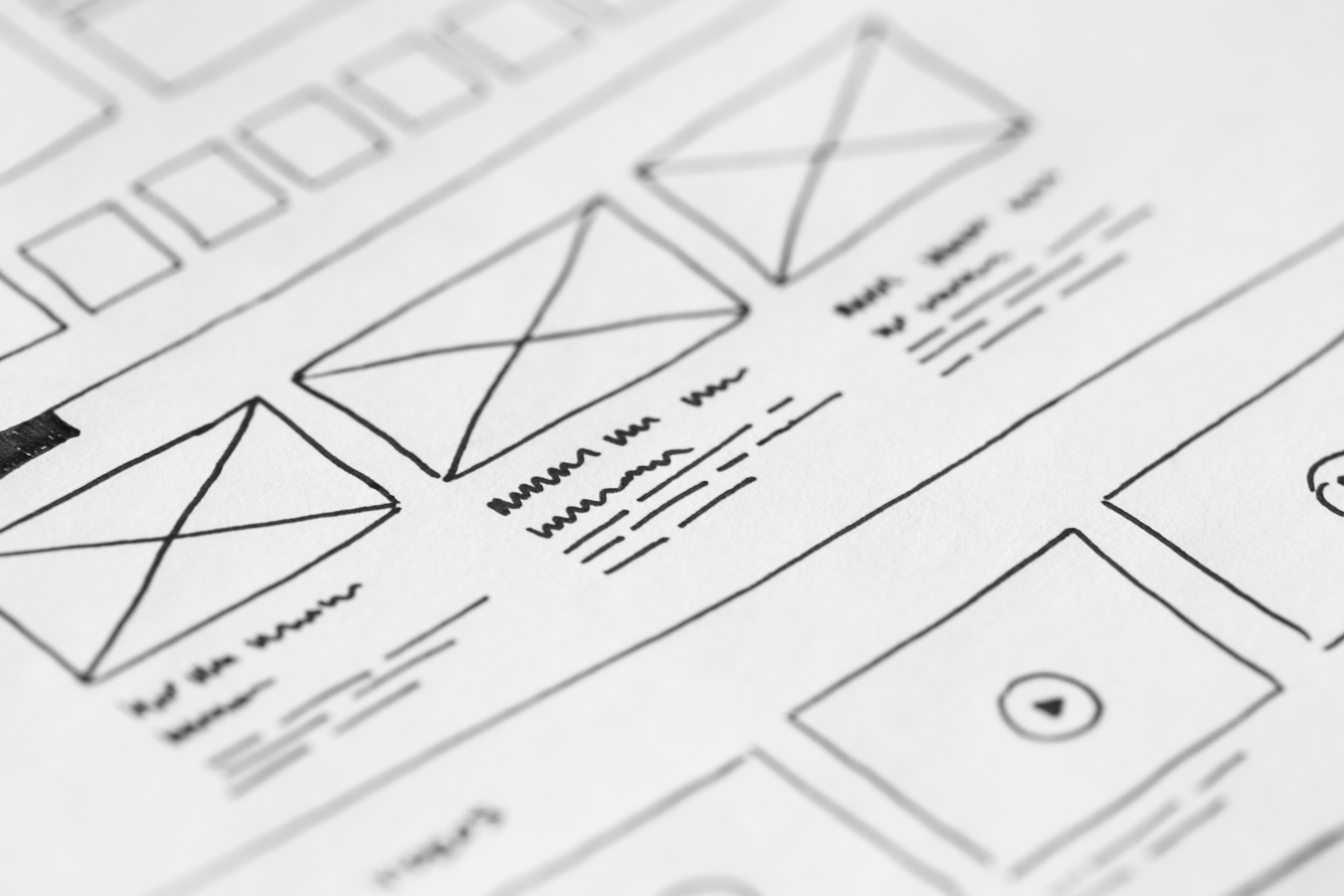 produce solution wireframes design rapidxp