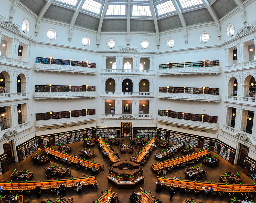 Servian Customer Success Story: State Library of Victoria – Cloud Foundations and Data Analytics Platform